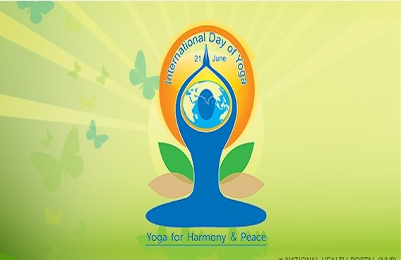 International Yoga Day Celebration 21th June 2015 New Delhi India