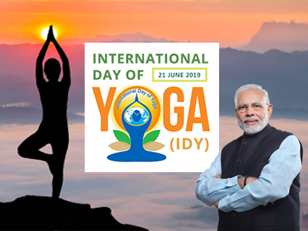yogaday 2019